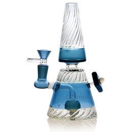 Mobius water bong online shopping - Mobius Heady Glass Bongs Fab Egg Dab Rig Water Pipe Oil Rigs Bong Beaker Base Shisha Hookahs With Bowl Quartz Banger
