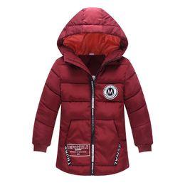 $enCountryForm.capitalKeyWord UK - BibiCola Children Outerwear Hooded Jacket Kids Winter Duck Down Snow Wear Warm Girls Coat Teenage Boys Clothing