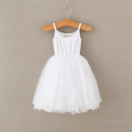 $enCountryForm.capitalKeyWord Australia - White Dress For Baby Girl Solid 10-12 Month Newborn Bebes Ball Gown 0-4years Todder Girls Dress 13-18 Month Christening Gown Y19050801