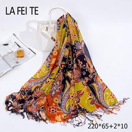 8ea3b59bd Long Winter Cotton Scarf Women Foulard Femme Shawls Female Stoles Viscose Shawls  Hijab Bandana Big Women Scarfs For Ladies 2018