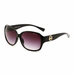 $enCountryForm.capitalKeyWord Australia - Round Metal Sunglasses Designer Eyewear Gold Flash Glass Lens For Mens Womens Mirror Round unisex sun glasse A3MICHAEL A3KORS