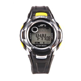 Promotional Electronics Australia - Black anti-fall trend watch promotional gifts outdoor waterproof electronic watch