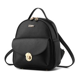 Backpack stitching online shopping - Fashion luxury designer backpack wave female backpack spring and summer new student fashion stitching Korean version of the female bag