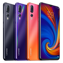 "lenovo lte Canada - Original Lenovo Z5S 4G LTE Cell Phone 6GB RAM 64GB 128GB ROM Snapdragon 710 AIE Octa Core Android 6.3"" 16MP Fingerprint ID OTG Mobile Phone"