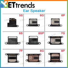 $enCountryForm.capitalKeyWord Australia - Original New Earpiece Speaker for iPhone 5S 6 6P 6S 6SP 7 7P 8 8P Ear Speaker Replacement DHL Free Shipping