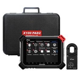 Renault immo tool online shopping - X100 PAD2 Pro Professional Diagnostic Tool And key programmer with VW th th IMMO and Brake Oil SAS BMS TMPS DPF functions