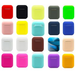 $enCountryForm.capitalKeyWord Australia - New Earphone Multicolor Holder Case Storage Carrying Hard Bag Box Case For Earphone Headphone Accessories