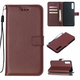 Discount j2 phones For Galaxy (J2 Pro A7 J6 J4 A6 A8 Plus) 2018 S9 S8 Sheep Leather Wallet Cases Stylish Fashion Luxury Card ID Slot Magnet