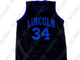$enCountryForm.capitalKeyWord NZ - Shuttlesworth #34 Lincoln He Got Game Movie Basketball Jersey Black Stitched Custom any number name MEN WOMEN YOUTH BASKETBALL JERSEYS