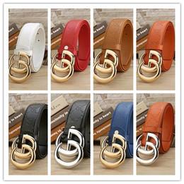 Letter m beLt buckLes online shopping - latest brand men s leather belt fashion brand embossed leather belt solid double letter buckle brand belt cm