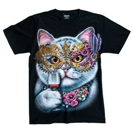 Men S Top Christmas Gifts Australia - T-shirt SALE 3D GLOW IN DARK HIGH QUALITY animal Christmas gift for man unisex Personality 2018 Brand Short Sleeve Tops Tee Summer