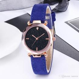 Rhinestone watch box online shopping - New Style Quartz Wrist Cutting Glass Rhinestone Western Ladies Watches WITH BOX