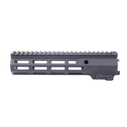 "free float quad rail handguard Canada - 13.5"" inch MK16 Handguard Airsoft Quad Rail Mount Tactical Free Float Picatinny Handguard for Gel Blaster"