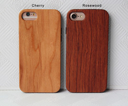 Nature Iphone Australia - Luxury Wood+TPU Phone Case For iphone 6 7 8 Plus X XS Max XR Nature Wood Cover Shockproof Case For Samsung Galaxy S10 S10E s10 plus S9 S8 S7