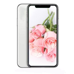 $enCountryForm.capitalKeyWord NZ - 5.8inch Goophone xs Quad Core Real Face ID MTK6580 1G 8G Unlocked Andriod phone show 4G LTE 4GB 256GB with sealed box