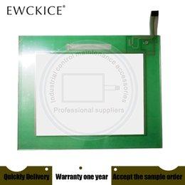 tela de toque Original NOVO H1858-45 H1858-45J PLC HMI industrial touchscreen membrana painel em Promoção