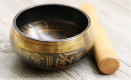 $enCountryForm.capitalKeyWord Australia - Crafts Copper Bronze Brass Feng Shui Home Decoration Ornament Collections GLORIOUS OLD YOGA RARE TIBETAN SINGING BOWL Singing bowl