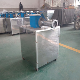 2020 Gewerbe hochwertige Industrieteigwarenherstellung Maschinen Mini-Nudelmaschine industrielle Nudelmaschine zum Verkauf im Angebot