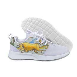 Cute Stitch Cartoon NZ - squirrel cartoon shoes funny cute novelty women shoe autumn stitching pattern student Shoes
