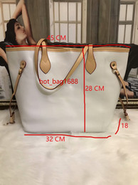 Wholesale New Women designer Handbags Female Mother Hobo Bag Hand Mother Bill Of Lading Shoulder Bag Women Shopping bag Wallet N51106 M40157