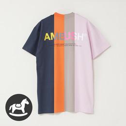 $enCountryForm.capitalKeyWord Australia - 4 COLORS 2019 Ambush T shirts Quality Printed Women Men tees Hiphop Brand Clothing Men Cotton Short Sleeve T shirt For Summer