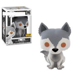 $enCountryForm.capitalKeyWord Australia - Funko POPFunko pop power game gray wind 23# ice field wolf hand decoration model doll Gift Toy Free shipping 76