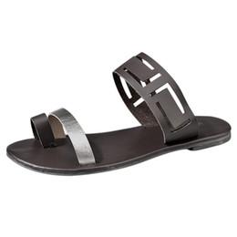 fe52b9ba7668 YOUYEDIAN sandals women flats Flip Sandals Flops Women Clip Toe sandalias  mujer 2018 bajas slippers summer  w35