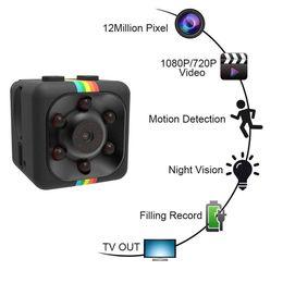 Digital Cameras Vision Australia - SQ11 1080P Car DVR Dash Cam Night Vision Camcorder Portable Mini Micro Sport Cameras Video Recorder Cam DV Camcorder CCTV IR