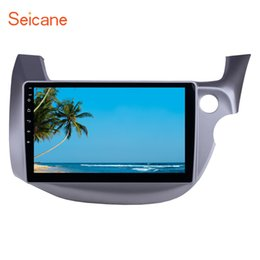 $enCountryForm.capitalKeyWord Australia - Quad-core 10.1 inch Android 9.0 car Radio GPS Navigation for 2007-2013 Honda FIT Jazz RHD with Bluetooth WIFI USB support SWC car dvd 4G