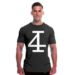 T Shirt Digital Printing Sport Australia - 2019 new fashion popular gym Fitness Brothers Sports Training Cotton Digital Printing Sports Fitness gym T-shirt