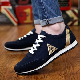 mens summer lace casual shoes Australia - 2018 new mens Casual Shoes canvas shoes for men Lace-up Breathable fashion summer autumn Flats fashion Male shoes T190924