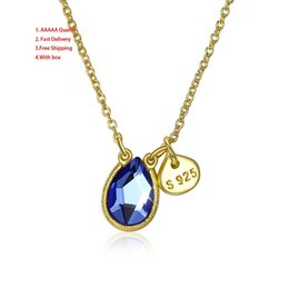 Jade Pendant Bead Australia - Women's Easter Yes Svn326 Silver Bead Chain Necklaces For Women Sterling Silver Pendant Necklaces Crystal Necklaces Swarovski Crystals