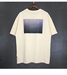 PoPular Polo online shopping - 19SS EAR OF GOD FOG ESSENSIAL INS Popular Logo Short Sleeve Casual Mens Designer T Shirts Designer Polo Shirts Men