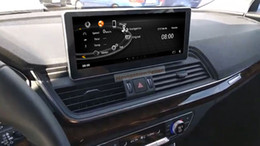 Audi dvd gps online shopping - Android9 Car stereo CAR RADIO CAR DVD player GPS Navigation multimedia for AUDI Q5 easyconnect bluetooth wifi