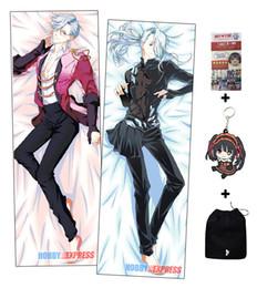 Cotton Express Australia - Hobby Express Yuri!!! on Ice Long-Haired Viktor Nikiforov Male Anime Dakimakura Japanese Hugging Body Pillow Cover ADP73059 Pillow Case