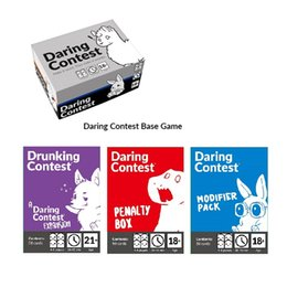 $enCountryForm.capitalKeyWord UK - 2019 Hot Sale Daring contest Game Cards game Expansion Collection Play Fun For Adults boards game