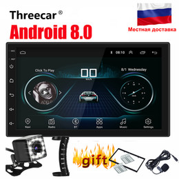 $enCountryForm.capitalKeyWord NZ - 2din Car Radio Android 8.1 Universal G ps Navigation Wifi Bluetooth Touchscreen Car Audio Stereo Fm Usb Car Multimedia Mp5 Player