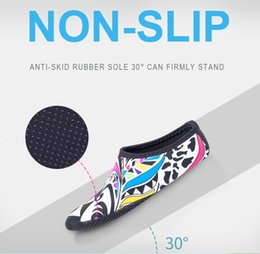 NeopreNe diviNg socks online shopping - 12 color Pair Non Slip Neoprene diving Socks men and women Scuba Diving Swimming Shoes Beach Adults Surfing Watersport