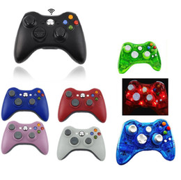 $enCountryForm.capitalKeyWord Australia - 5pcs Game Controller For XBOX 2016 New Brand Wireless Gamepad Game Pad Joypad Controller for Microsoft Xbox 360 Quality YX-360-01