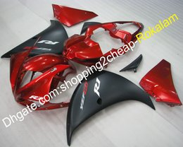 black body molding Australia - YZF 1000 Red Black Body Kit For Yamaha Fairing YZF1000 R1 2009 2010 2011 YZF-R1 YZF Sportsbike Fitting Fairings (Injection molding)