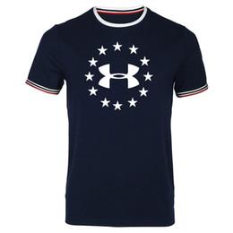 Mens Shirt Material UK - Tideman T-shirt 100% Casual Clothes Material Stretch Clothes Natural Silk Classic high Neck Short Sleeve For Mens Polo Shirt