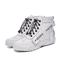 d58c2b967d8 Fall Martin boot women 2018 new style ankle boots Korean version versatile  web celebrity flat