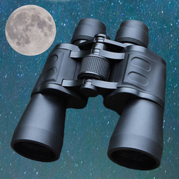 telescoping glasses Australia - 10000M High Clarity Binoculars Powerful binocular For Outdoor Hunting Optical glass Hd Telescope low light Night Vision