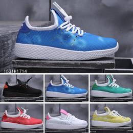 $enCountryForm.capitalKeyWord NZ - Cheap NMD Human Race Running Shoes kids Women Pharrell Williams HU Runner Yellow Black White Red Green Grey Blue Sport Sneaker Size 24-35