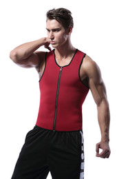 be9959ea87a BNC Mans Slimming Vest Neoprene Shapers Men Slimming Corsets Body Shapers  Gym Corset Posture Waist Trainer Training Sport Sweat Cinchers