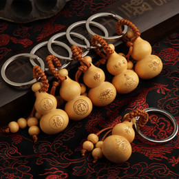 $enCountryForm.capitalKeyWord Australia - Mahogany key chain pendant Preservation Foru key chain car key chain