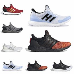 $enCountryForm.capitalKeyWord Australia - 2019 GAME OF THRONES X Ultra Boost Running Shoes for Men Women White Walker House Stark Lannister Ultraboost Mens Trainers Sports Sneakers
