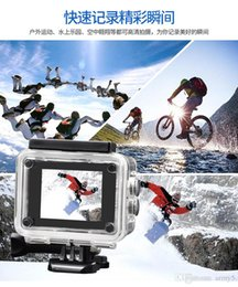 a9 action camera Canada - SJ4000 style A9 2 Inch LCD Screen 1080P Full HD Action Camera 30M Waterproof Camcorders Helmet Sports Mini DV Car DVR hot sale