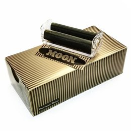 $enCountryForm.capitalKeyWord UK - Moon Gold Cigarette Tobacco Rolling Machine 70*36mm Roller Combo Pack Paper Box Smoking Accessories