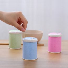 $enCountryForm.capitalKeyWord Australia - Press-type toothpick holder creative personality portable automatic toothpick